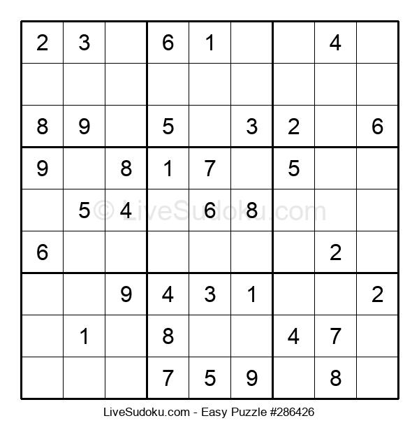 Beginners Puzzle #286426