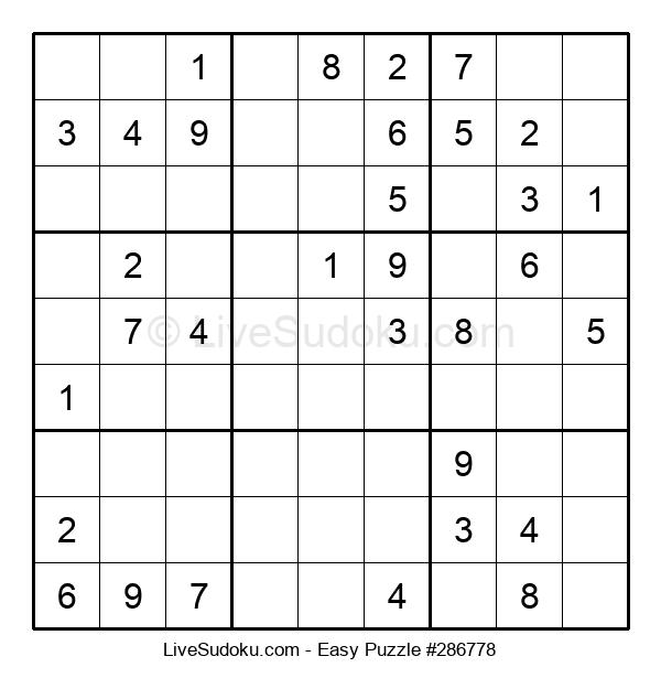 Beginners Puzzle #286778
