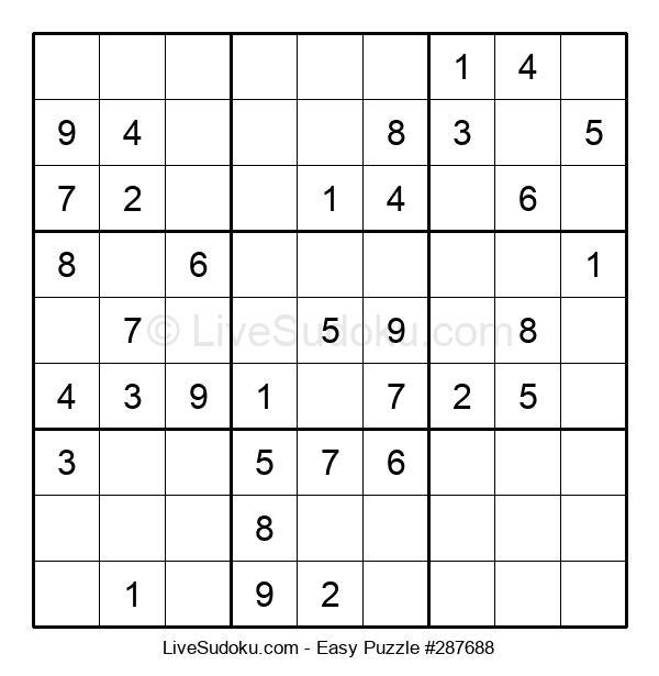 Beginners Puzzle #287688