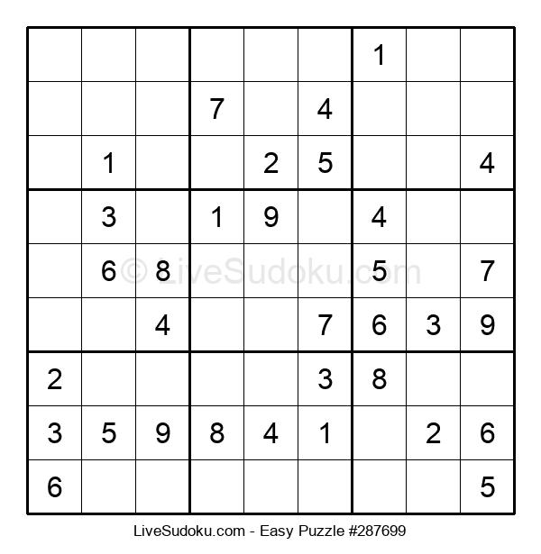 Beginners Puzzle #287699