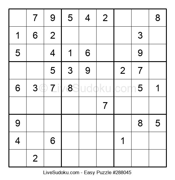 Beginners Puzzle #288045