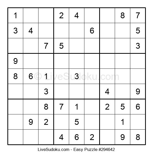 Beginners Puzzle #294642
