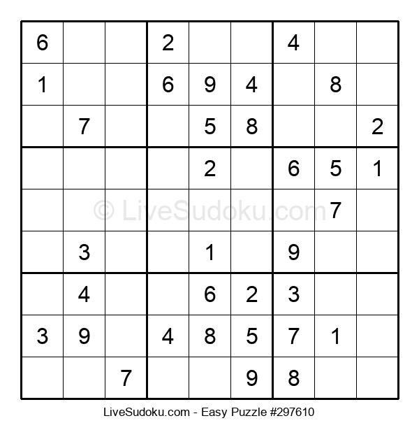 Beginners Puzzle #297610