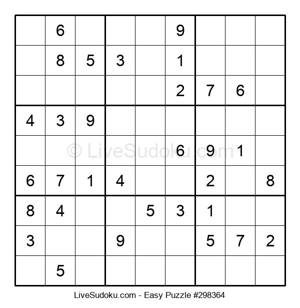 Beginners Puzzle #298364