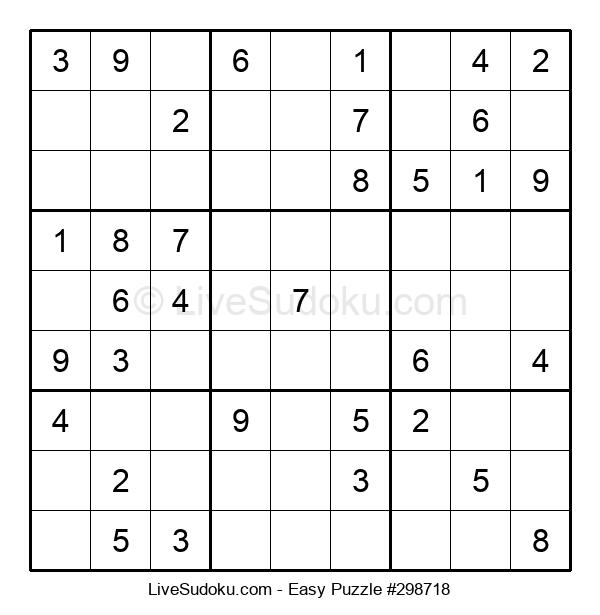 Beginners Puzzle #298718