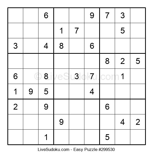 Beginners Puzzle #299530