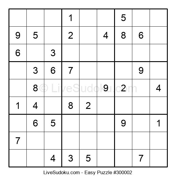 Beginners Puzzle #300002