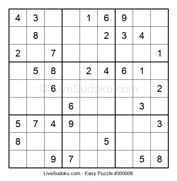 Beginners Puzzle #300008