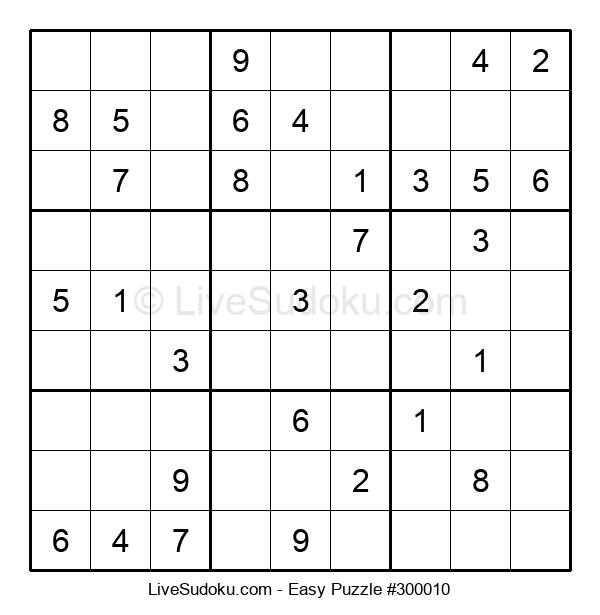 Beginners Puzzle #300010
