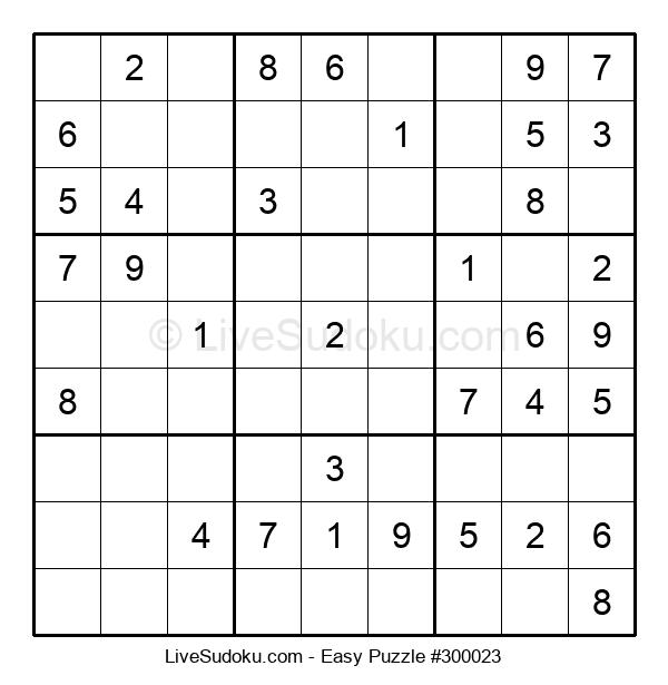 Beginners Puzzle #300023