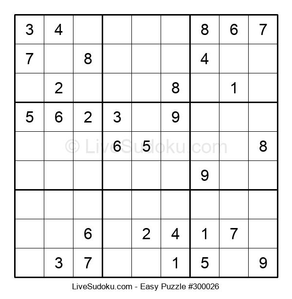 Beginners Puzzle #300026
