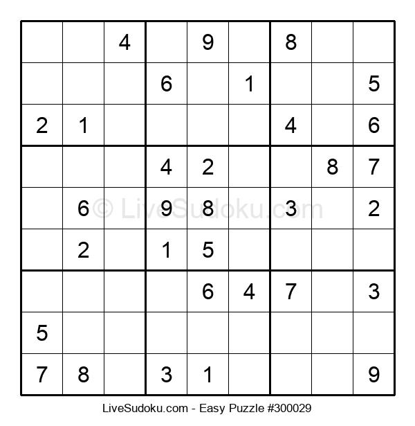 Beginners Puzzle #300029