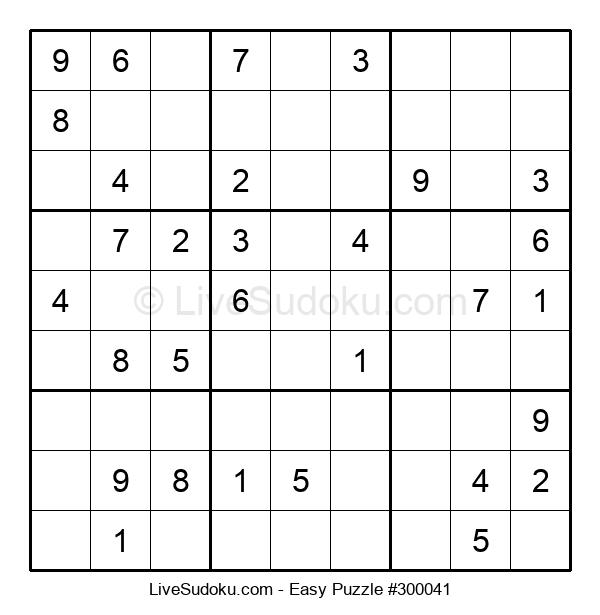 Beginners Puzzle #300041