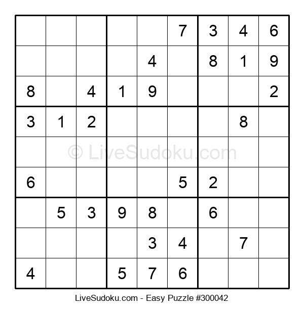 Beginners Puzzle #300042