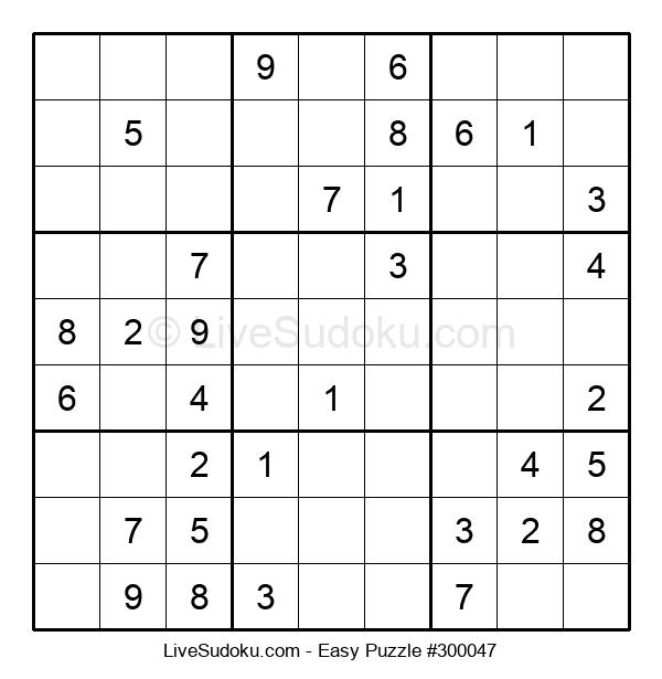 Beginners Puzzle #300047