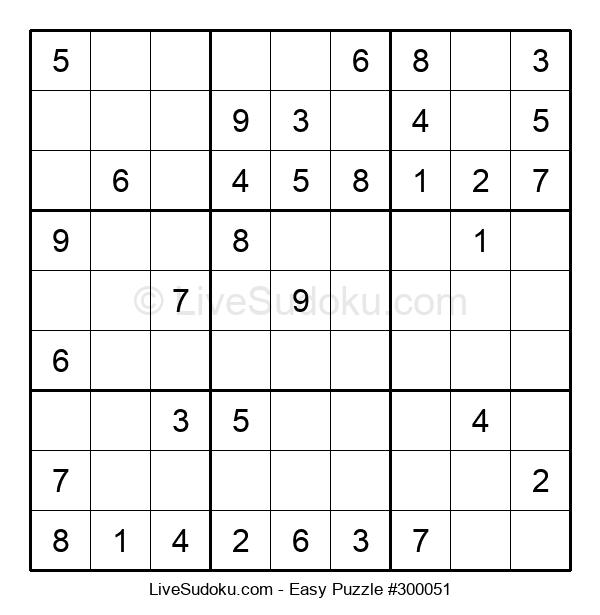 Beginners Puzzle #300051