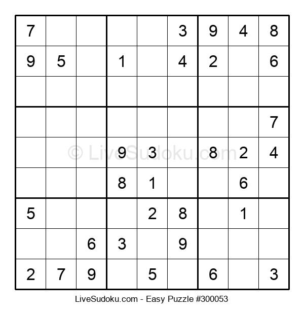 Beginners Puzzle #300053