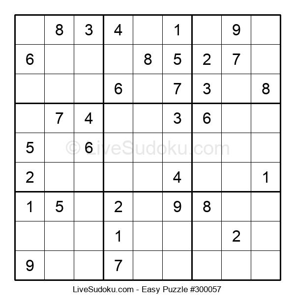 Beginners Puzzle #300057