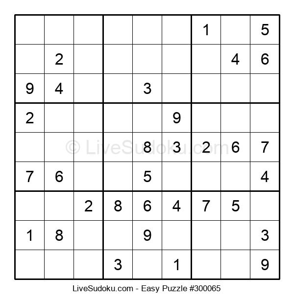 Beginners Puzzle #300065