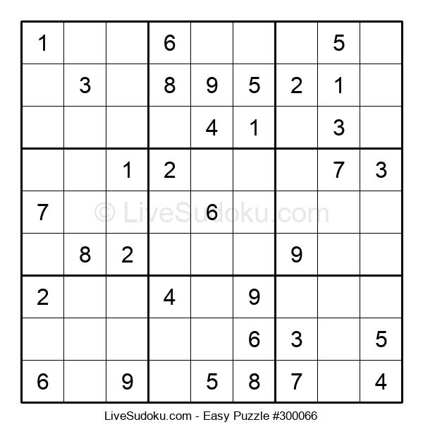 Beginners Puzzle #300066