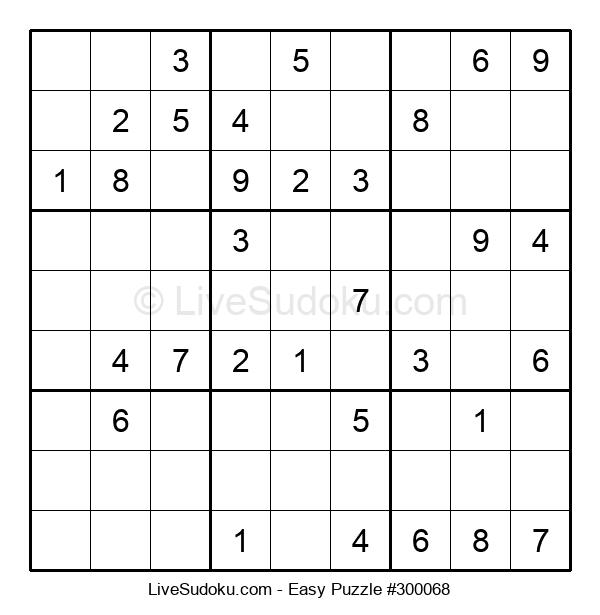 Beginners Puzzle #300068