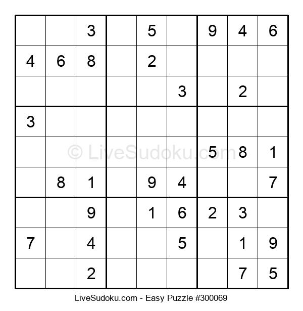 Beginners Puzzle #300069