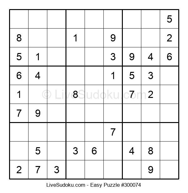 Beginners Puzzle #300074