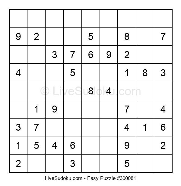 Beginners Puzzle #300081