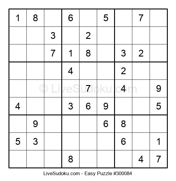 Beginners Puzzle #300084
