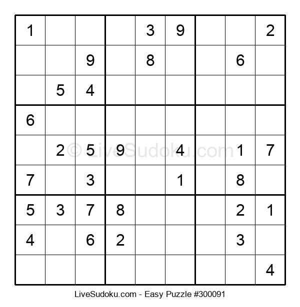 Beginners Puzzle #300091