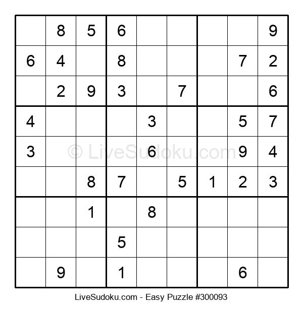 Beginners Puzzle #300093