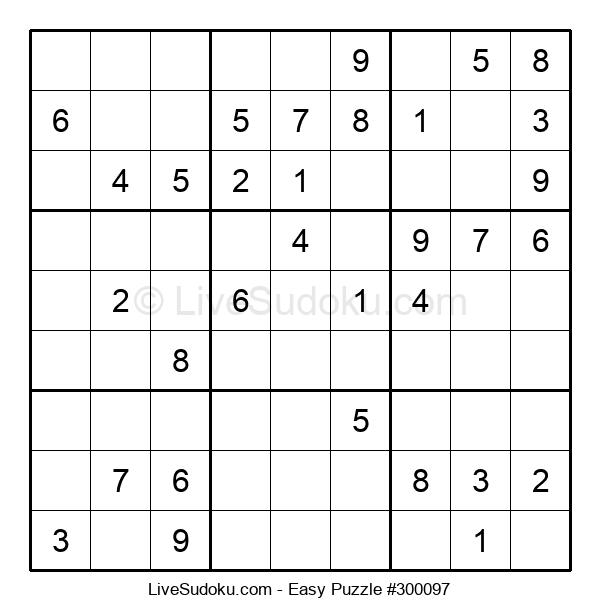 Beginners Puzzle #300097