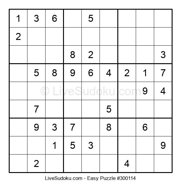 Beginners Puzzle #300114