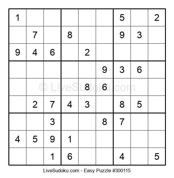 Beginners Puzzle #300115
