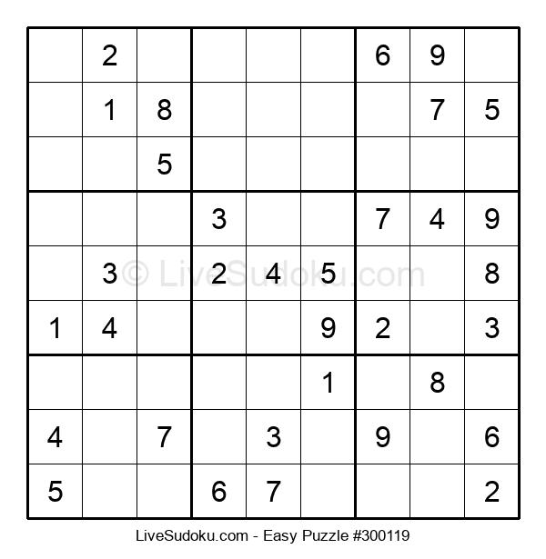 Beginners Puzzle #300119