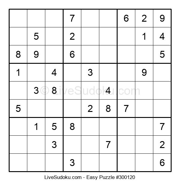 Beginners Puzzle #300120