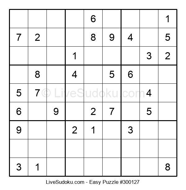 Beginners Puzzle #300127