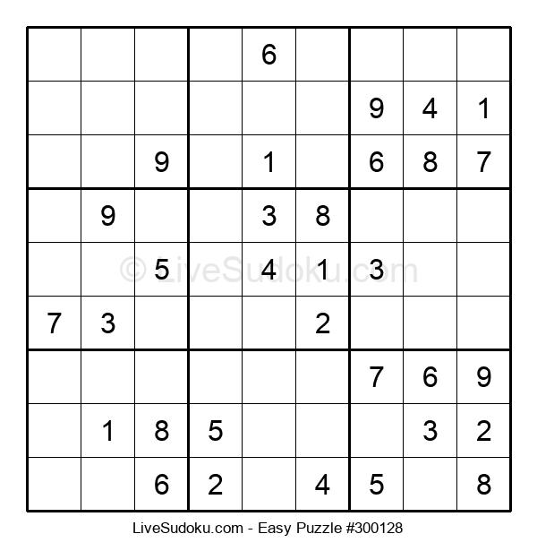 Beginners Puzzle #300128