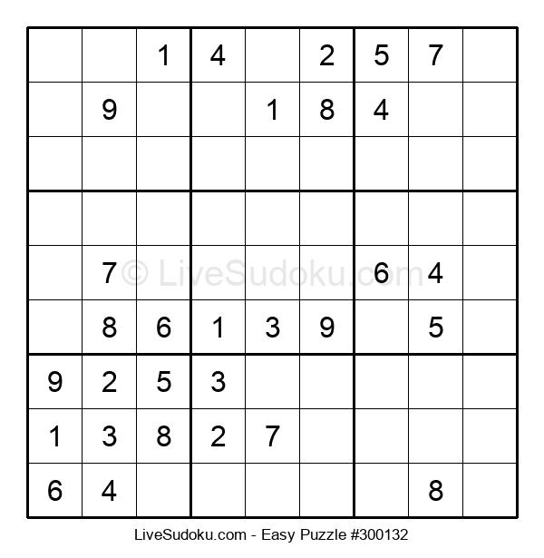 Beginners Puzzle #300132