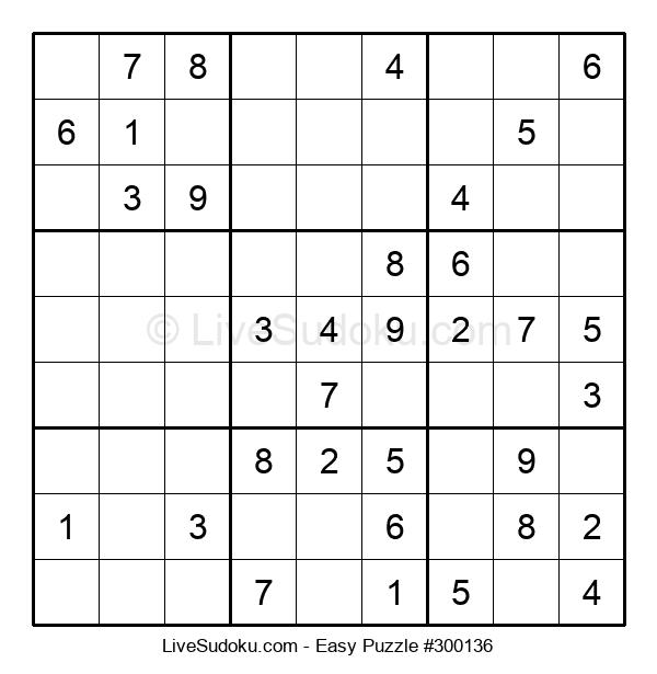 Beginners Puzzle #300136