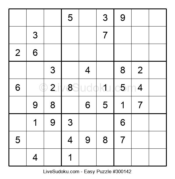 Beginners Puzzle #300142