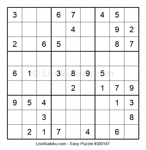 Beginners Puzzle #300147