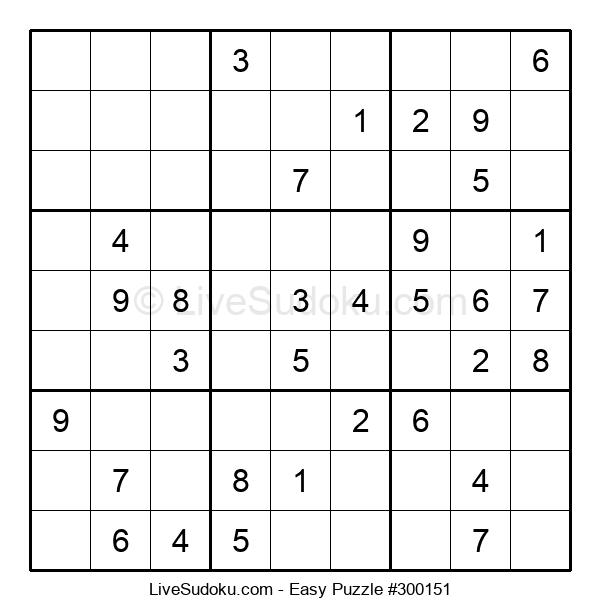 Beginners Puzzle #300151