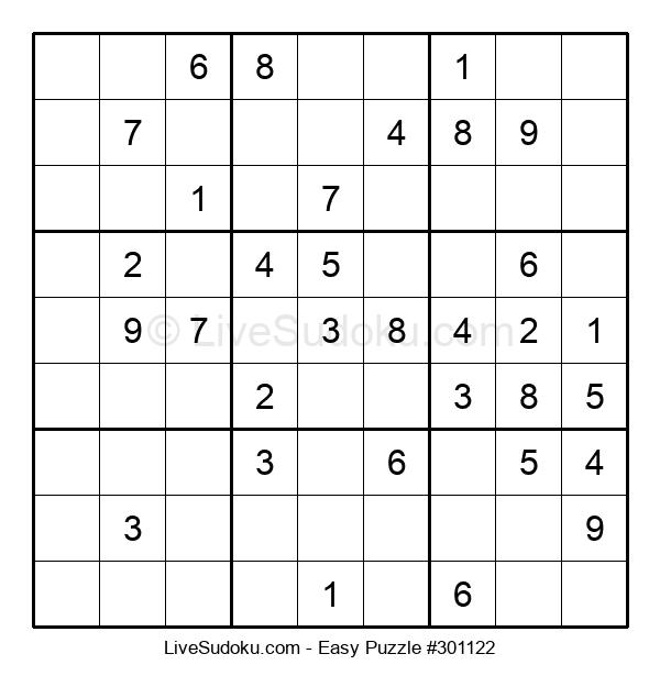 Beginners Puzzle #301122