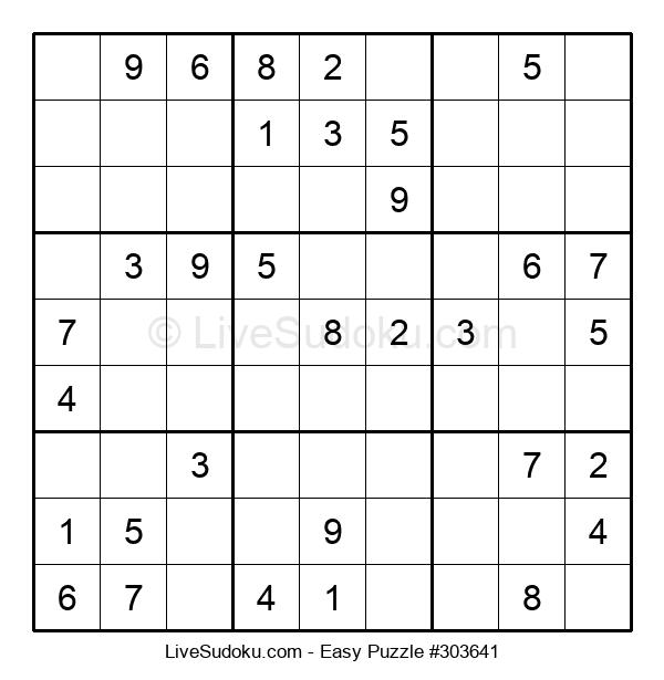 Beginners Puzzle #303641