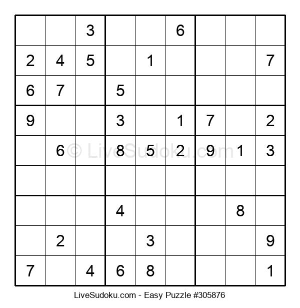 Beginners Puzzle #305876