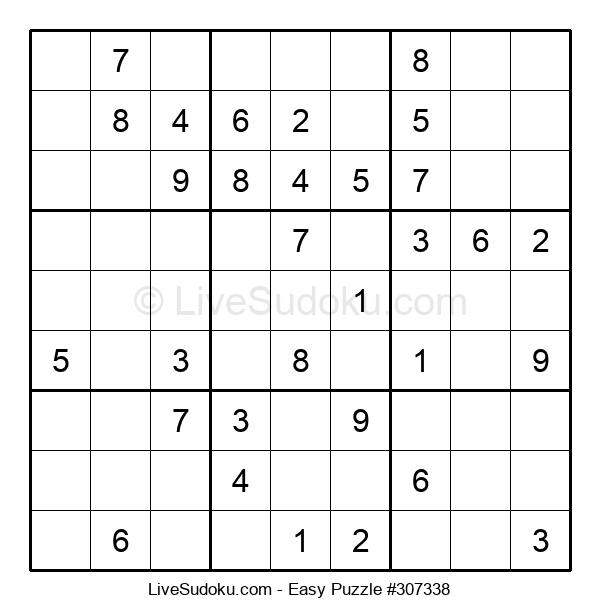 Beginners Puzzle #307338