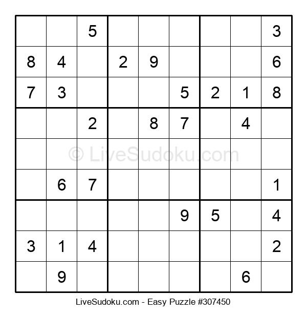 Beginners Puzzle #307450
