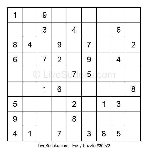 Beginners Puzzle #30972