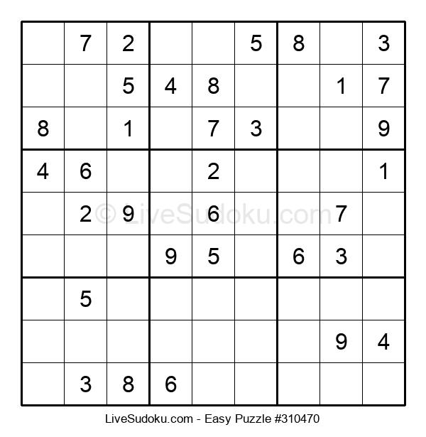 Beginners Puzzle #310470